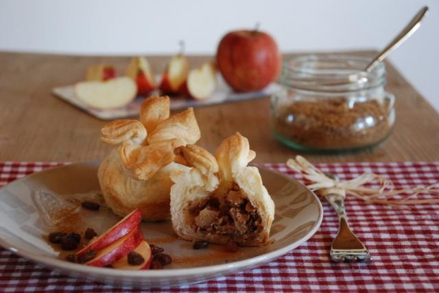 Mini Apfelstrudel