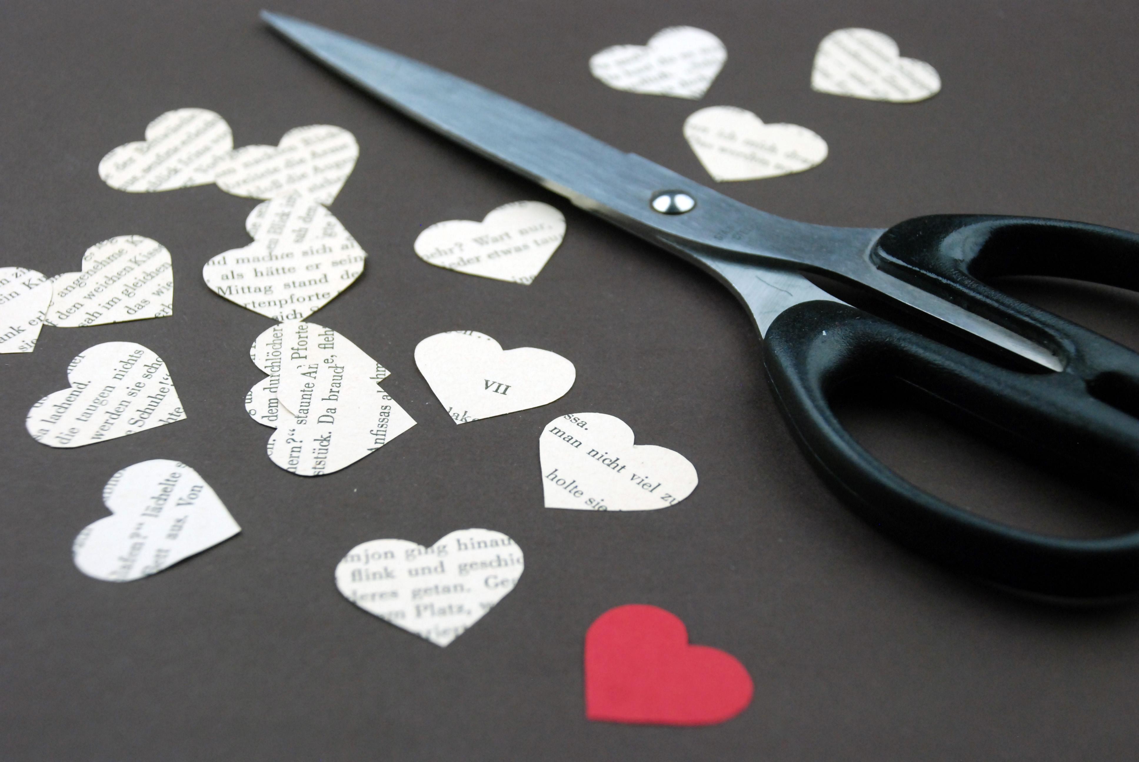 DIY - Liebe im Rahmen - barfuss.im.november