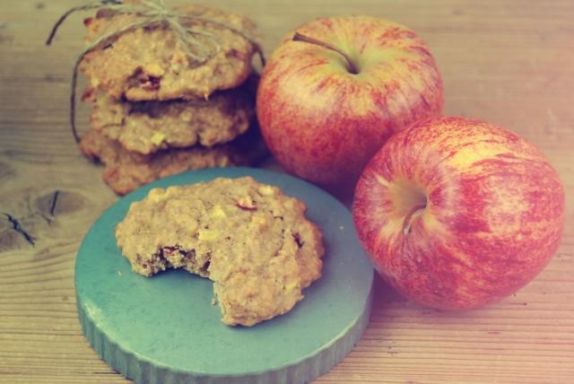 Apfel-Hafer-Kekse11